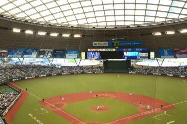 【野球観戦】2021年3月27日埼玉西武ライオンズ‐オリックス・バファローズ【メットライフドーム】
